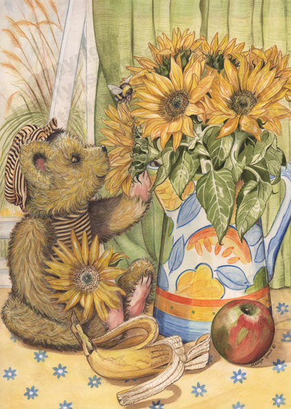 Image Result For Bear Painting